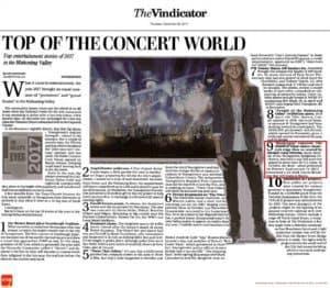 The Vindicator - Rocktopia