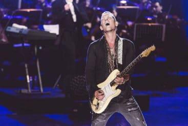 Rocktopia Lead Guitarist Tony Bruno