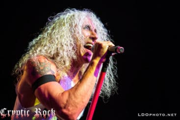 Dee Snider Interview - Cryptic Rock