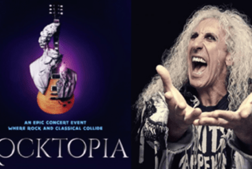 Dee Snider - Rocktopia on Broadway
