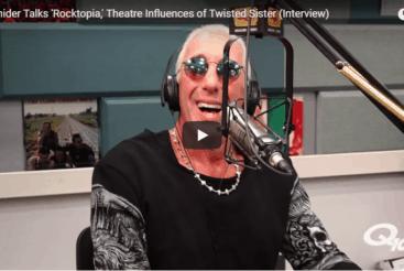 Dee Snider Talks Rocktopia
